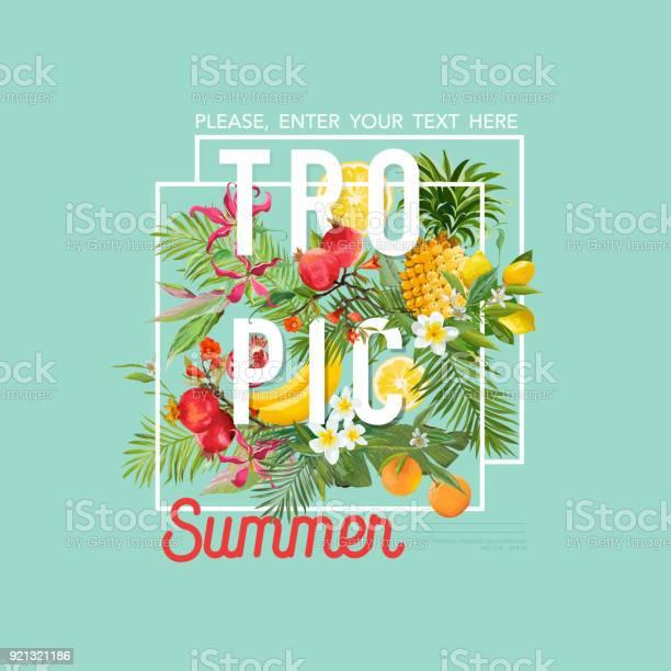 Tropical design with exotic fruits summer composition with pineapple vector id921321186?b=1&k=6&m=921321186&s=612x612&h=idf5ajduu0g1sjn5ydkrlpn79euzmh7o9ntoc8zis0q=