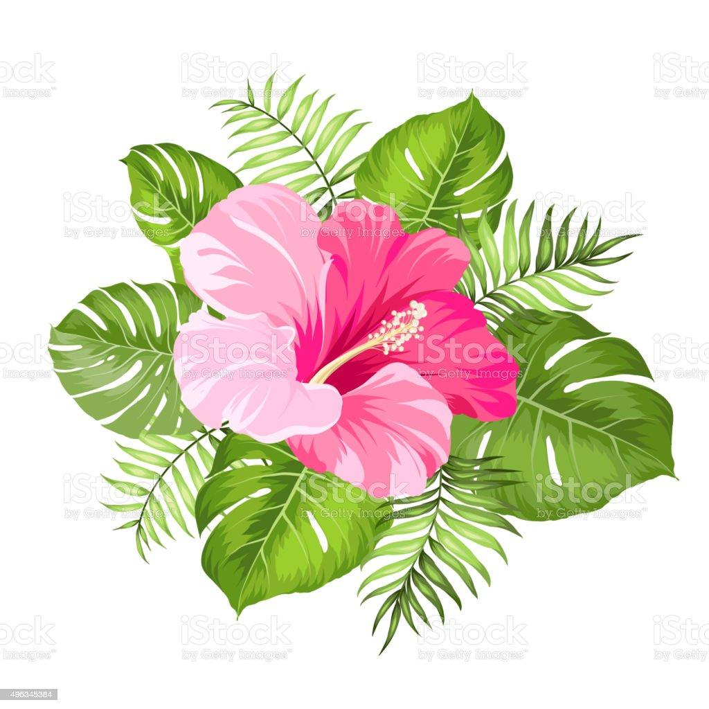 Tropical flower garland stock vector art more images of 2015 tropical flower garland royalty free tropical flower garland stock vector art amp more images izmirmasajfo Gallery