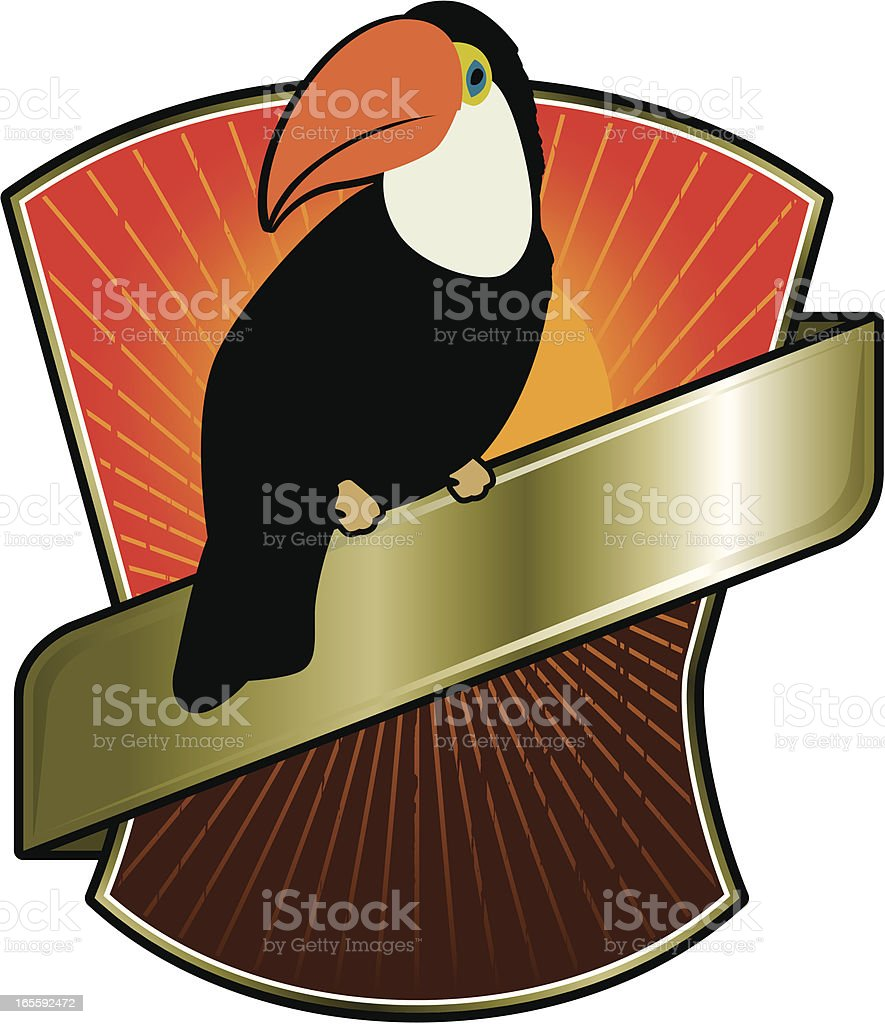 tropical label royalty-free tropical label stock vector art & more images of animal