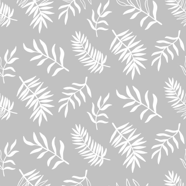 Royalty Free Hawaiian Flower Sketches Clip Art Vector Images