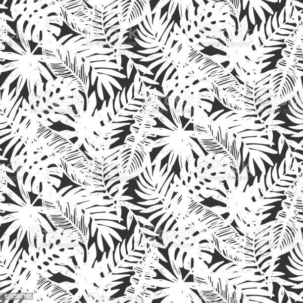 Tropical leaves seamless pattern vector id820390192?b=1&k=6&m=820390192&s=612x612&h=azg of p1 rdgfhwobnswcdebd9q xdnyrqggj 2yss=