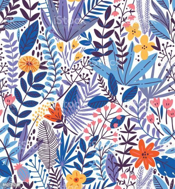 Tropical seamless floral pattern autumn vector illustration vector id840774248?b=1&k=6&m=840774248&s=612x612&h=pzcy6wfcqnm7btv rfyiqn9kletmec8rpxugmstdowc=