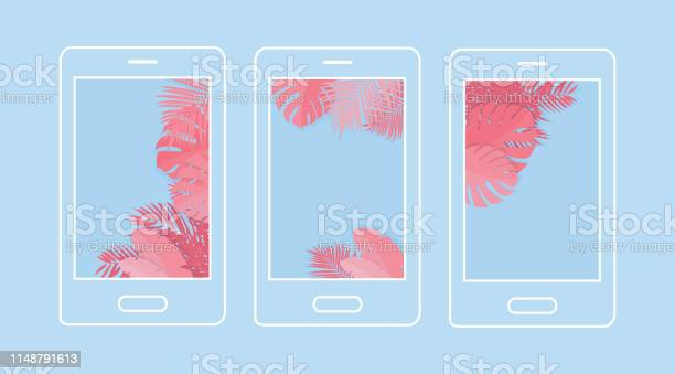 Tropical summer phone backgroundscreen saver vector vector id1148791613?b=1&k=6&m=1148791613&s=612x612&h=cydf9ffam3hxatrzv4pgx7fwoyihnlmggbqtdrh72a0=