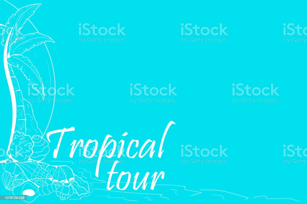 Unduh 1010+ Background Banner Tour Terbaik