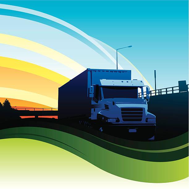 ilustraciones, imágenes clip art, dibujos animados e iconos de stock de camión de flujo - conductor de autobús