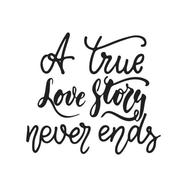 Download Love Never Ends Illustrations, Royalty-Free Vector ...