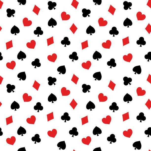 trump motif seamless pattern - trump stock illustrations