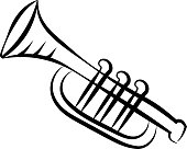 Free download of Baritone Sax vector graphics and