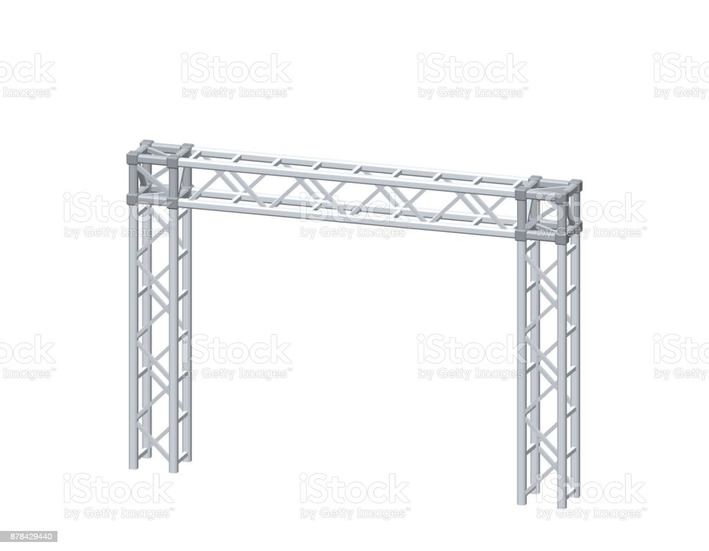 royalty free truss bridge clip art  vector images  u0026 illustrations