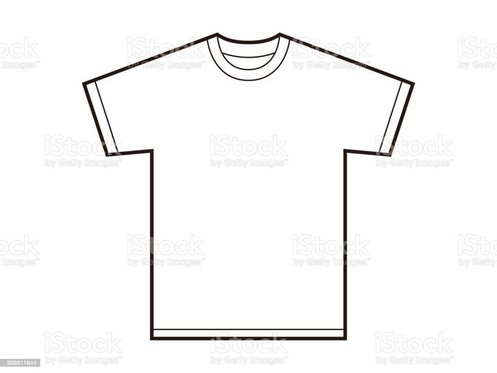 T シャツ イラスト Tシャツのベクターアート素材や画像を多数ご用意