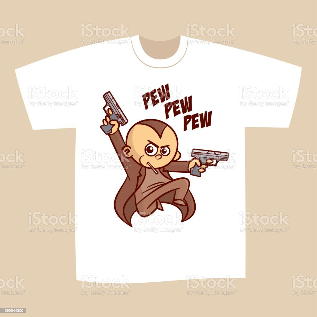 c8dc9c3a T-shirt Print Design Superhero Gun Man royalty-free tshirt print design  superhero gun