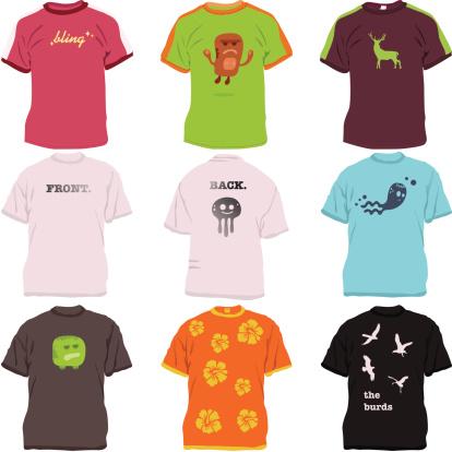 T-Shirt Showcase
