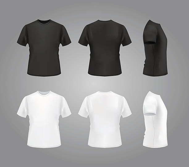 Royalty Free T Shirt Clip Art Vector Images