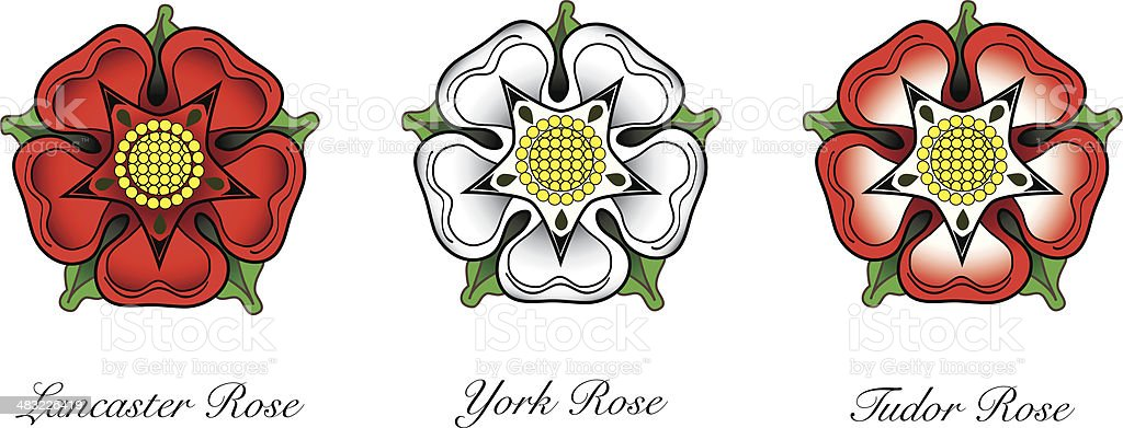 Tudor rose royalty-free tudor rose stock vector art & more images of british culture
