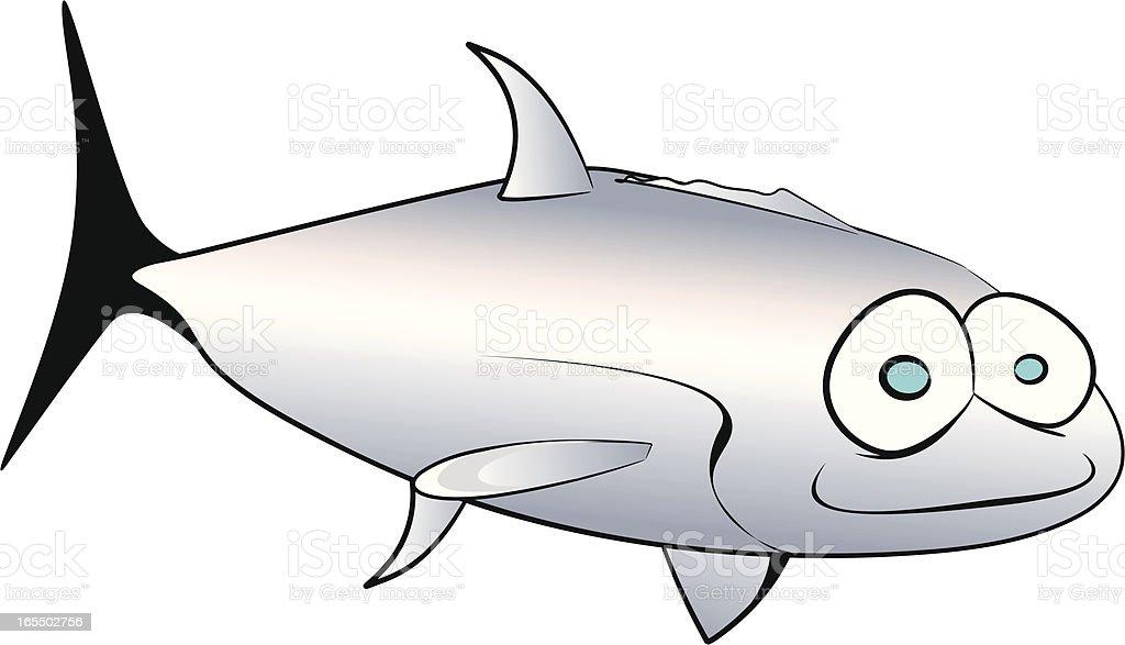 Tuna Fish Cartoon royalty-free tuna fish cartoon stock vector art & more images of animal