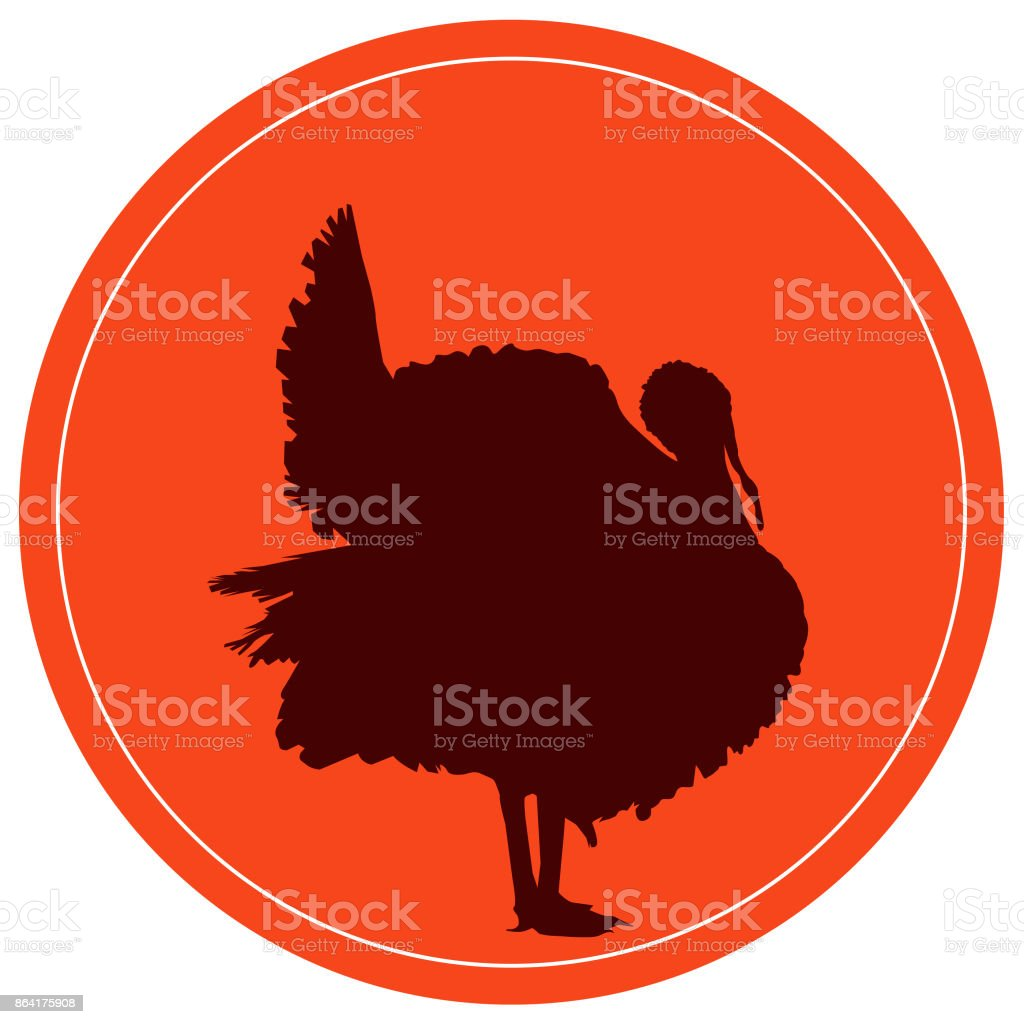 Turkey - bird banner royalty-free turkey bird banner stock vector art & more images of agriculture