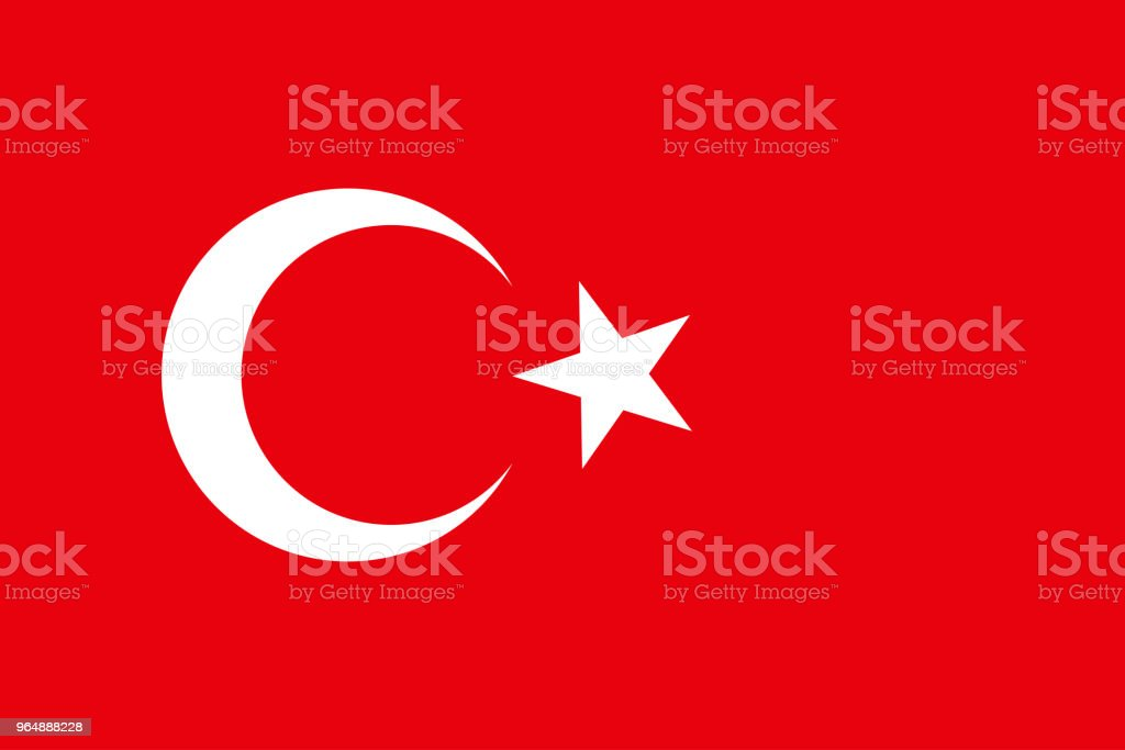 Turkey Flag vector royalty-free turkey flag vector stock vector art & more images of abstract