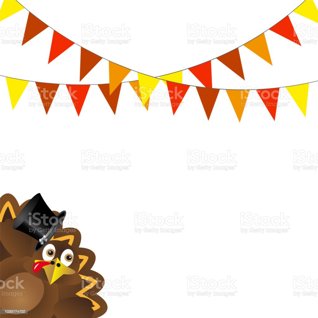to wear - Garland Thanksgiving clip art pictures video
