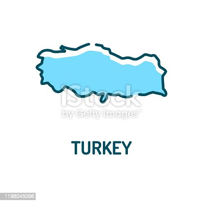 Free Turkey Map Cliparts in AI, SVG, EPS or PSD