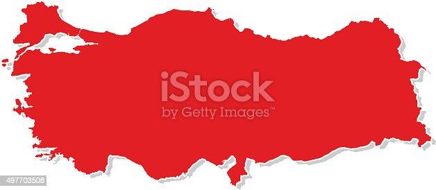 Turkey Map - Turkish Maps