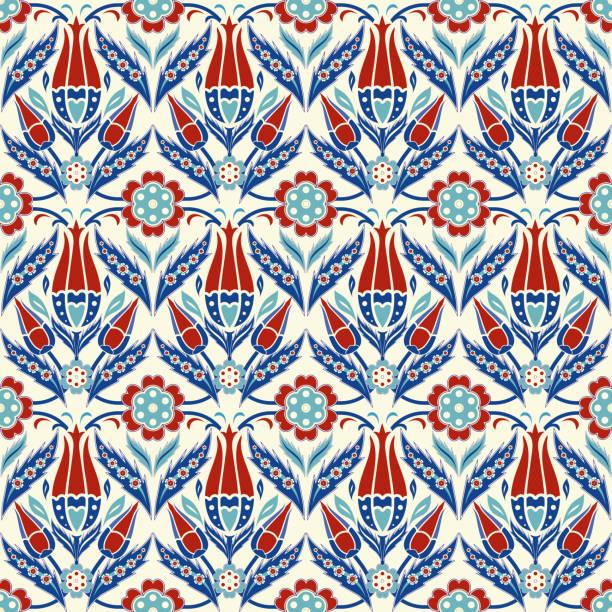 Turkish Carpet Vector