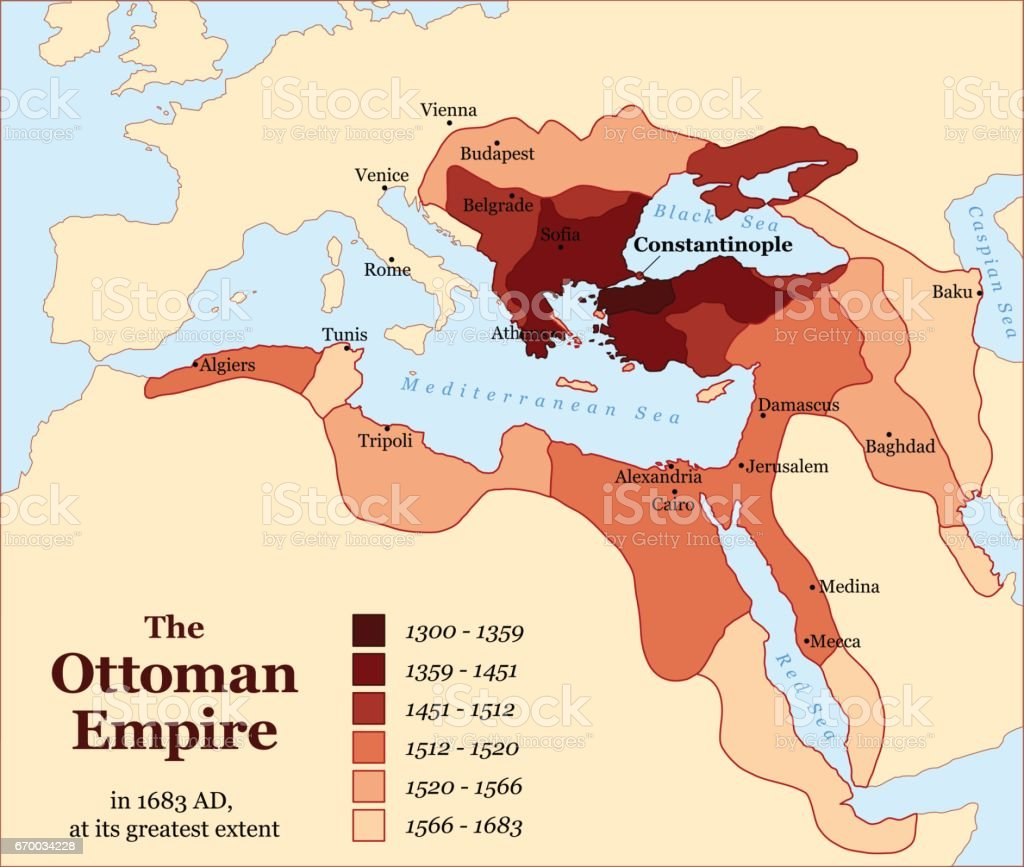 an overview of the ottoman empires history