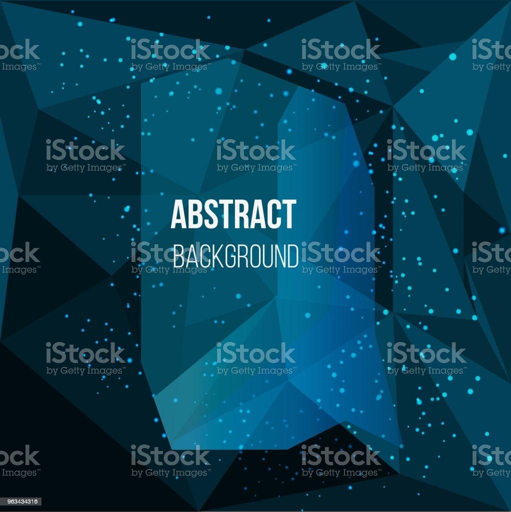 turquoise abstract background for text - Grafika wektorowa royalty-free (Abstrakcja)