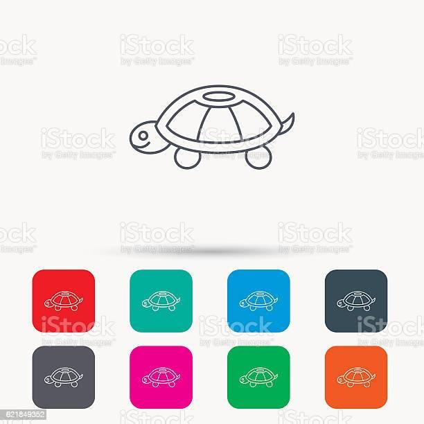 Turtle icon tortoise sign vector id621849352?b=1&k=6&m=621849352&s=612x612&h=xazwy0zdtlij4dnl9401mltkmwt70dq10djgyqzioua=