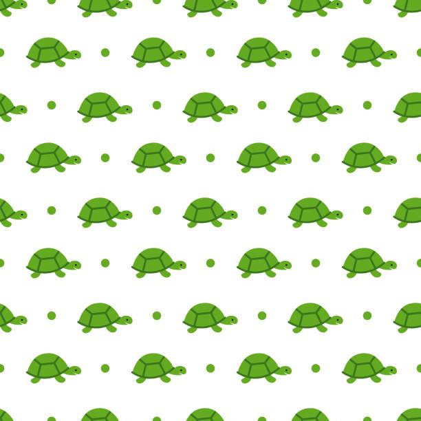 turtle pattern - turtle stock illustrations
