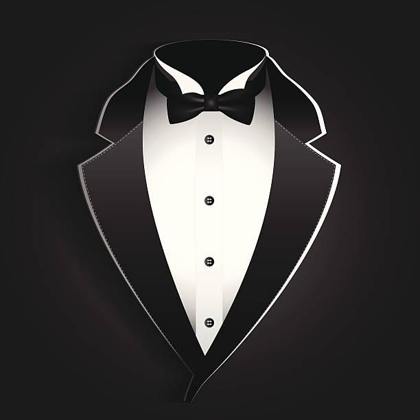 Best Tuxedo Illustrations, Royalty-Free Vector Graphics & Clip Art - iStock