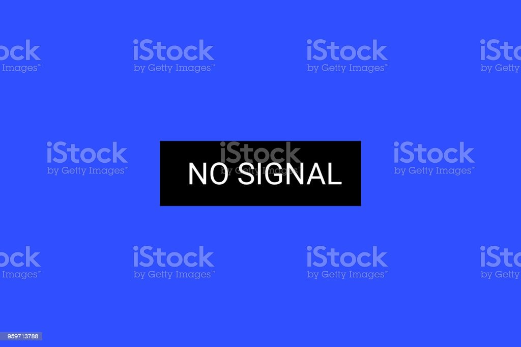 Tv Sinyal Yok Statik Ekran 4k Dolu Hd Kararlılık Vektör Stok Vektör
