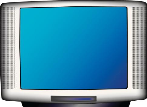 TV-Set (Vector)