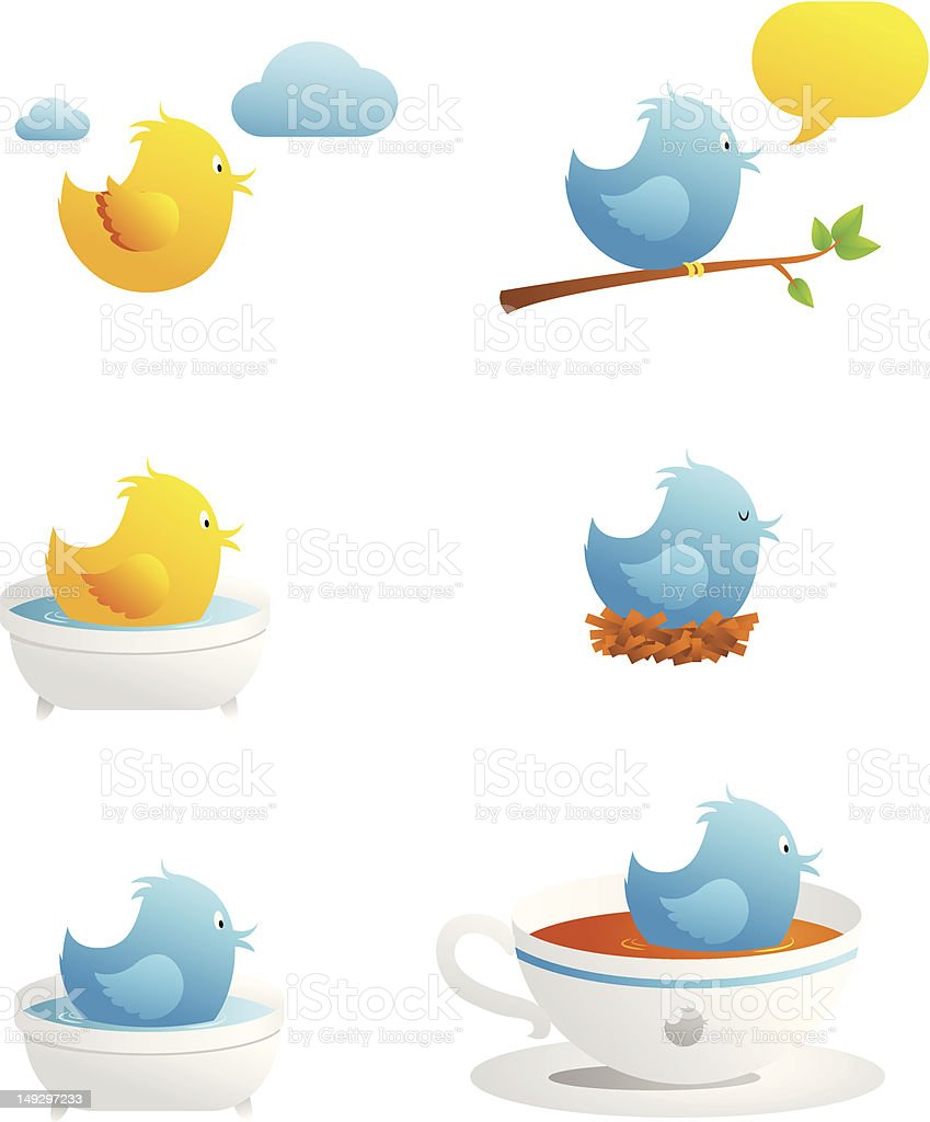 Tweety birds 2