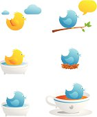 Tweety birds 2
