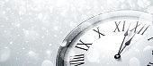 Twelve o'Clock on New Year's Eve