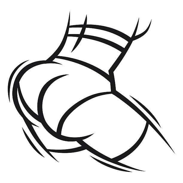 illustrations, cliparts, dessins animés et icônes de twerk et fesses illustration pour la danse studio de danse - twerk