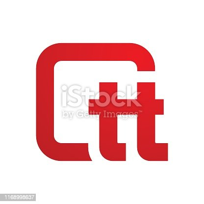 Letter T, Logo, Abstract, Typescript, Alphabet