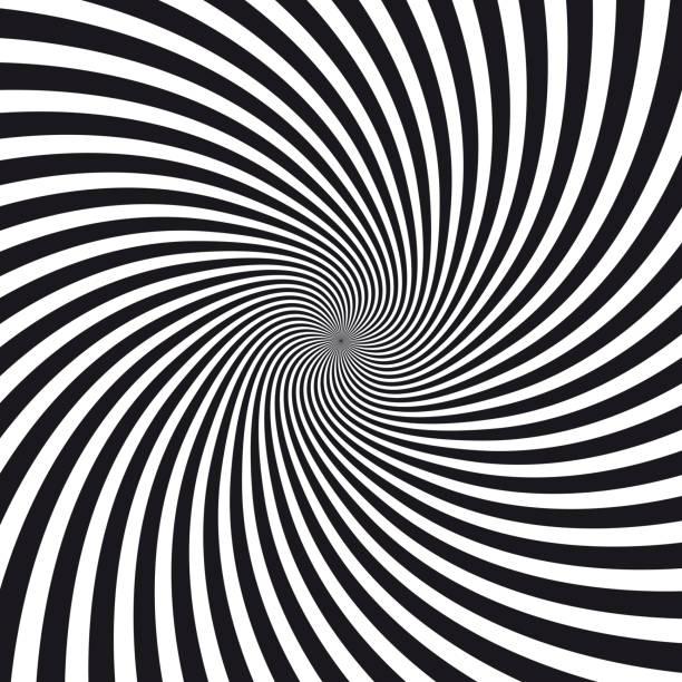 gedrehte spirale hintergrund - höhenangst stock-grafiken, -clipart, -cartoons und -symbole