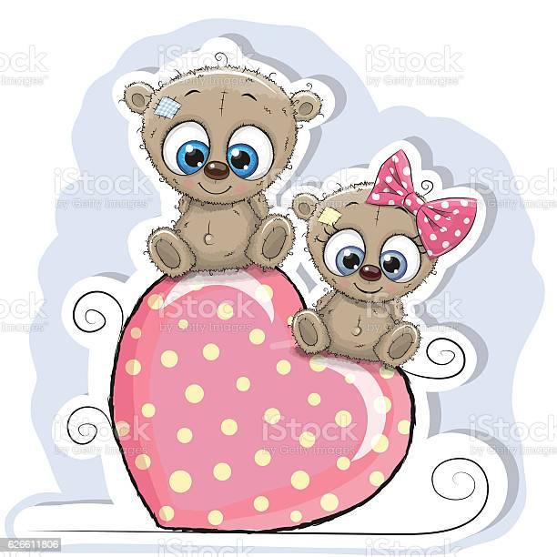 Two bears is sitting on a heart vector id626611806?b=1&k=6&m=626611806&s=612x612&h=y3 urmleyi5kpciwnmkmzet4ivxapdh a2odglv78bw=