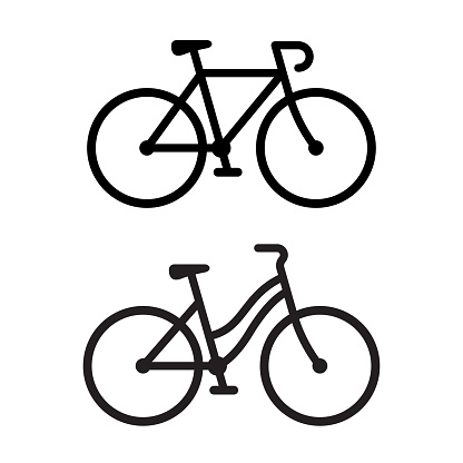 Two bike icons