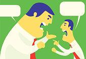 istock two businessmen arguing 1279964278