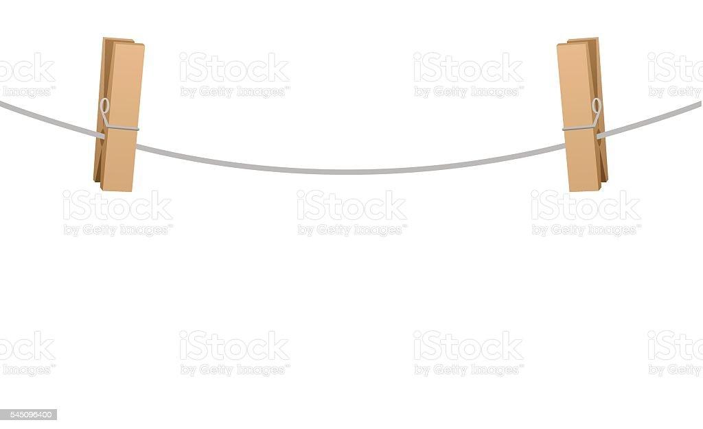 Png веревка с прищепками 4