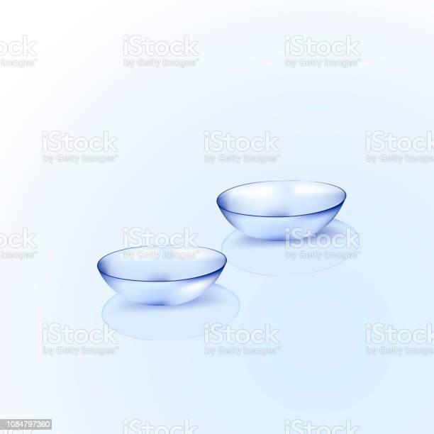 Two contact lens realistic isolated vector illustration vector id1084797360?b=1&k=6&m=1084797360&s=612x612&h=tjjxw6j67hnpdfwjp8tmjb9sovllogpe8csjofz0ic8=