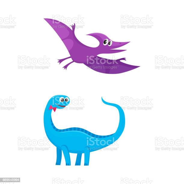 Two cute and funny baby dinosaur characters brontosaurus and vector id669545994?b=1&k=6&m=669545994&s=612x612&h= reowcnkifgezbsfcrzsjwggrguhoaq62om4myktgt0=
