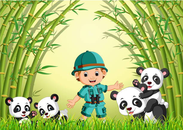 Best Zoo Keeper Illustrations, Royalty-Free Vector ...