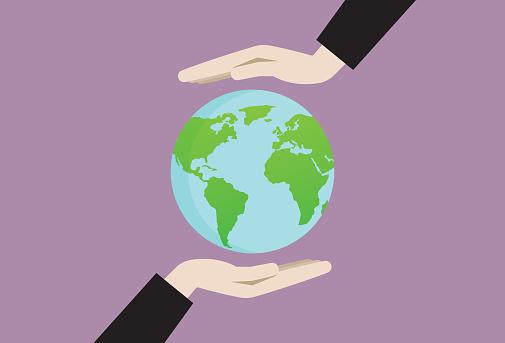 Nature, Globe - Navigational Equipment, Savings, Planet Earth, Environment