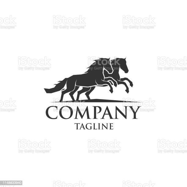 Two horse running vector logo vector id1148833940?b=1&k=6&m=1148833940&s=612x612&h=rtriltqfxqiv3sqd b2mtdcamkuf5asjp0xokspc sa=