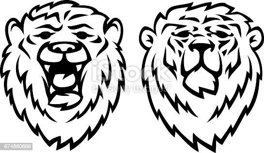 Lion Face Outline Clipart Free Download Lion silhouette vector outline catamart. https www clipartlogo com free lion face outline html