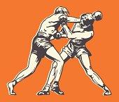 istock Two Men Boxing 181158728