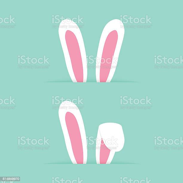 Two pairs rabbit ears like happy easter vector id514849970?b=1&k=6&m=514849970&s=612x612&h= hjz icf5  4iqgtlyv3fcu1gwh6eox9cbodhr2wobu=
